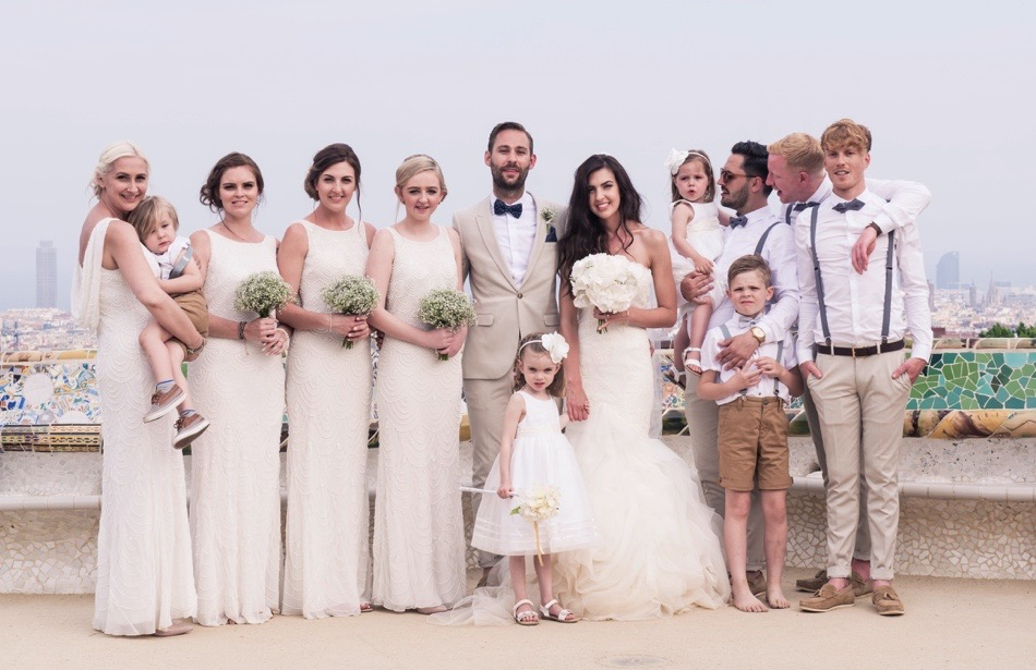 photographe de mariage à Barcelone