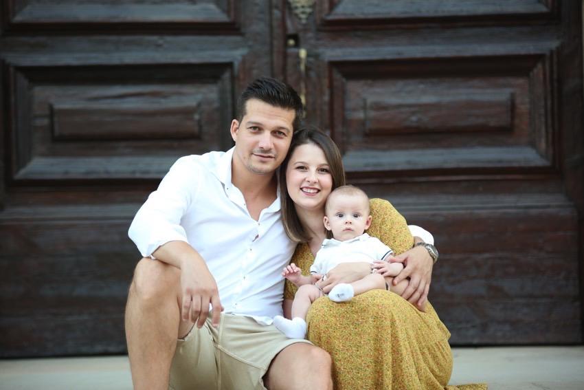 séance photo famille à Barcelone
